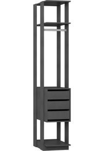 Guarda-Roupa Modulado Clothes 3 Gv Expresso