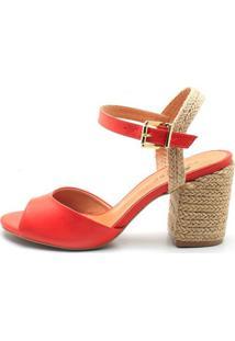 Sandalia Saltare 527-4882 Coral