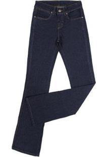 Calça Jeans Tassa Boot Cut Feminina - Feminino