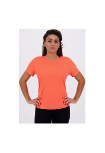 Camiseta Fila Basic Sports Feminina Laranja