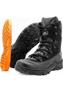 Bota Masculino Militar Atron Shoes - Masculino