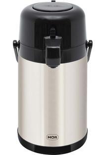 Garrafa Térmica Total Inox Airpot 1,9 Litros Mor
