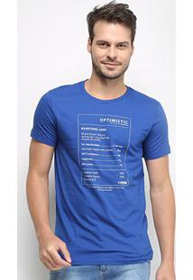 Camiseta Forum Optimistic Masculina - Masculino