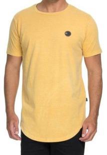 Camiseta Quiksilver Especial Scallop Patch - Masculino