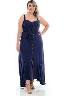 Vestido Yasmin Marinho Plus Size