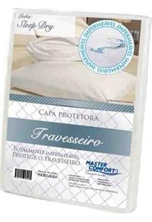 Capa Protetora Impermeável Para Travesseiro - Master Comfort