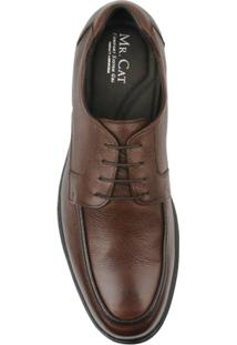 Sapato Social Mr.Cat Business Royal Light Derby Masculino - Masculino