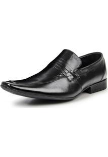Sapato Social Bigioni Office - Masculino-Preto