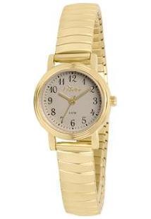 Relógio Condor Feminino Mini Co2035Kub/4M - Co2035Kub/4M - Feminino-Dourado