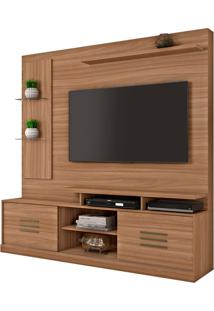 "Estante Home Samba Para Tv Até 60"" Naturale"