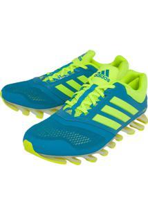 Tênis Adidas Performance Springblade Drive 2 M Azul/Verde