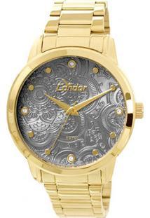 Relógio Feminino Strass Condor Co2036Cl4K