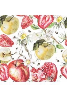 Papel De Parede Adesivo Frutas (0,58M X 2,50M)