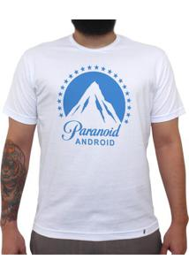 Paranoid Android - Camiseta Clássica Masculina