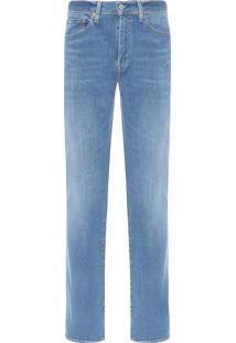 Calca Masculina 512 Slim Taper - Azul
