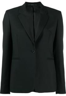 Paul Smith Jaqueta Slim - Preto