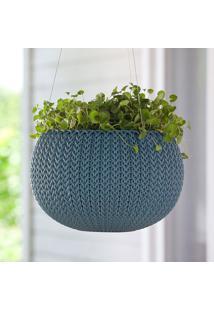 Vaso Cozy S With Hanging 710226 – Keter - Azul