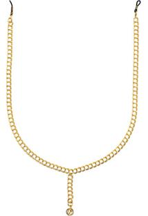 Linda Farrow Lflchain3C2 Yellow Gold Large Chain - Dourado