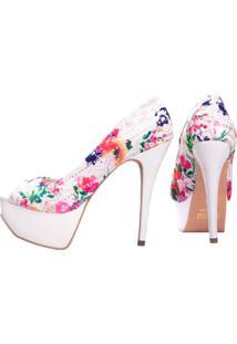 Sapato Torricella Multicolorido