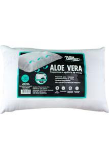 Travesseiro Aloe Vera Branco