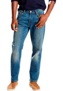 Calça Jeans Levi'S Athletic Taper Médio Masculina - Masculino