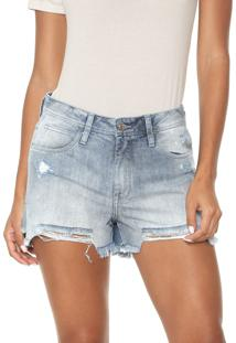Short Jeans Iódice Ipanema Azul