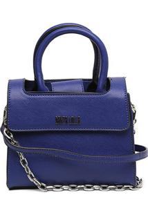 Bolsa Santa Lolla Mini Bag Feminina - Feminino-Marinho