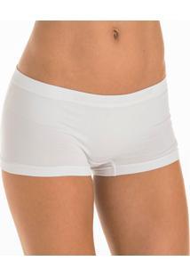 Calcinha Boxer Sem Costura Vestin (1.01.001.01/01.30.00.001), Nude, M