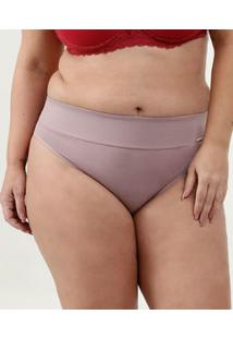 Calcinha Feminina Alta Modeladora Plus Size Love Secret