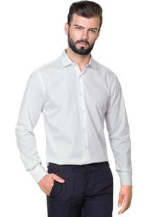 Camisa Hugo Rossi Clássica Branca - Masculino