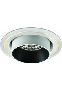 Spot, Bella Iluminação, Arkitekns1043, Branco/Preto