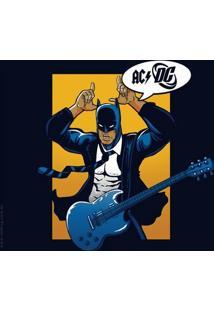 Camiseta Bat In Black - Masculina
