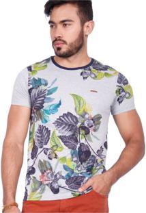 Camiseta Rota Do Mar Floresta Tropical Verde