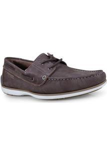 Sapato Masc Pegada 141004-04 Cravo