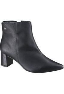 Bota Tanara Feminina Ankel Boot
