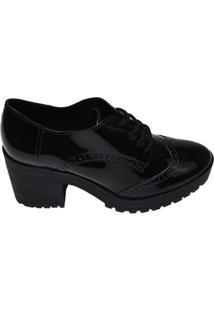 Sapato Feminino Via Marte Preto