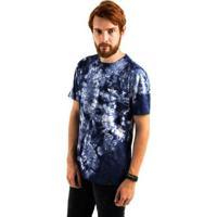 e0efb54063 Camiseta Aes 1975 Tie Dye Masculina - Masculino-Azul
