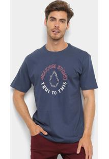 Camiseta Volcom Silk Hottie Masculina - Masculino