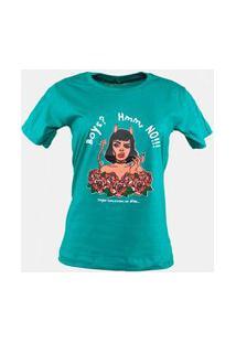 T-Shirt Boys, Hmm No Verde