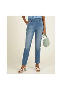 Calça Jeans Feminina Clochard Skinny