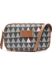 Bolsa Tiracolo New Mini Kate Triangle Schutz S500150609