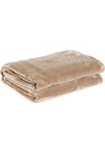 Cobertor Queen Kacyumara Blanket Bege
