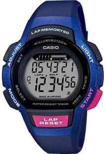 Relógio Feminino Casio Digital Lws - Feminino
