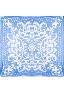 Lenço Feminino - Azul