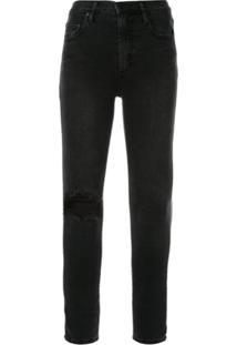 Nobody Denim Calça Jeans Skinny Cult - Preto
