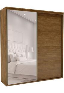 Guarda-Roupa Casal Com Espelho Eleganza 2 Pt 3 Gv Álamo