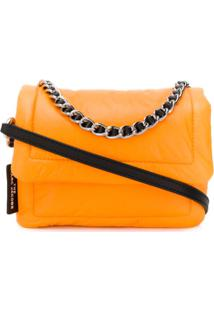 Marc Jacobs Bolsa Tiracolo The Pillow - Laranja