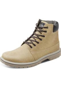 Bota Eco Canyon New Worker Yellow Boot