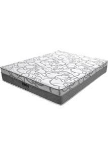 Colchão King Pelmex Dinamo Pocket Luxo D5 Mola Pocket Ensacada - 193X203X32Cm