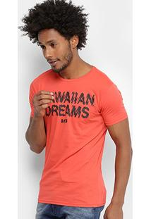 Camiseta Hd Slim Dreams Masculina - Masculino
